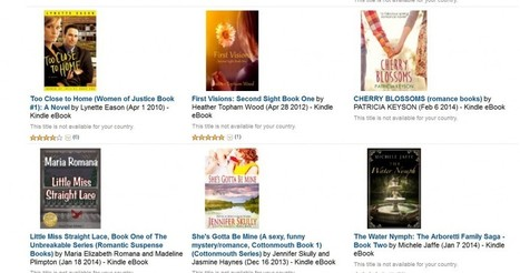 Indie eBooks Need to be Segregated - Good E-Reader (blog) | Ebooks for all | Scoop.it
