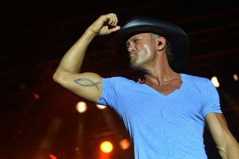 Tim McGraw Makes Country Music History | Country Music Today | Scoop.it