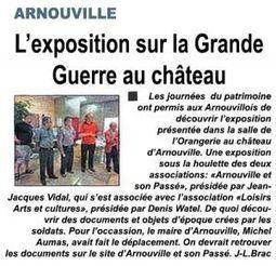 Les Journées du Patrimoine 2014 | Arnouville Passé | Arnouville et son Passé: Association sur l'histoire de la ville | Scoop.it