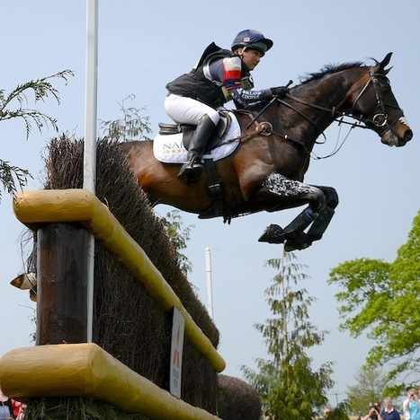 News capsule: British eventer Laura Collett in intensive care after rotational fall; horse uninjured | Fran Jurga: Equestrian Sport News | Scoop.it
