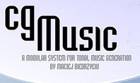 cgMusic - A free algorithmic music program for Windows | Arts Independent | Scoop.it