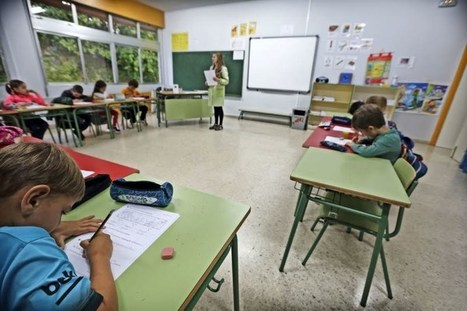 Ocho colegios públicos y 17 concertados abrirán la primera semana de descanso | La Mejor Educación Pública | Scoop.it