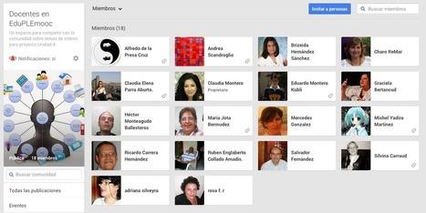 EDUCACIÓN Y DOCENCIA: Nuestra comunidad colaborativa EduPLEmooc | HERRAMIENTAS TECNOLÓGICAS | Scoop.it