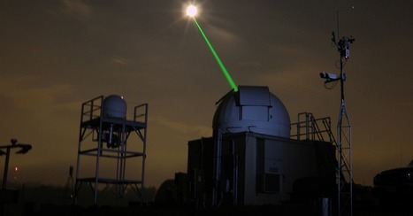 NASA Developing Laser Technology to Communicate Between Planets   NewTechnoGadget   Scoop.it