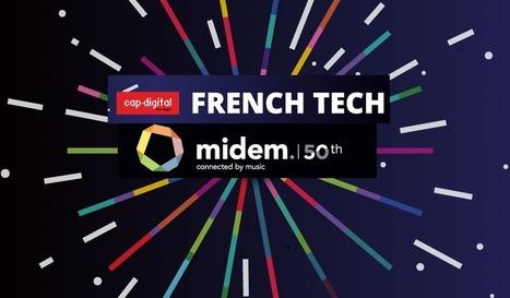 Découvrez les 16 exposants du Pavillion French Tech MIDEM 2016 | MUSIC:ENTER | Scoop.it