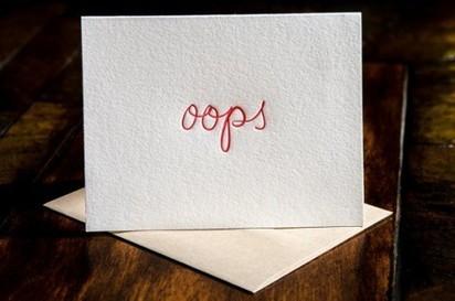 Top 33 des cartes d'excuses, mieux que les cartes d'anniversaires   BRAIN SHOPPING • CULTURE, CINÉMA, PUB, WEB, ART, BUZZ, INSOLITE, GEEK •   Scoop.it