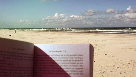 9 Beach Reads For Ambitious People | Personal Best | Scoop.it