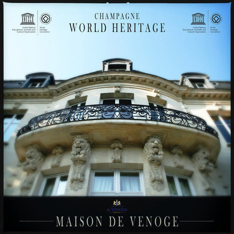 The Champagne Slopes, Houses and Cellars included on UNESCO's World Heritage List | Vitabella Wine Daily Gossip | Scoop.it