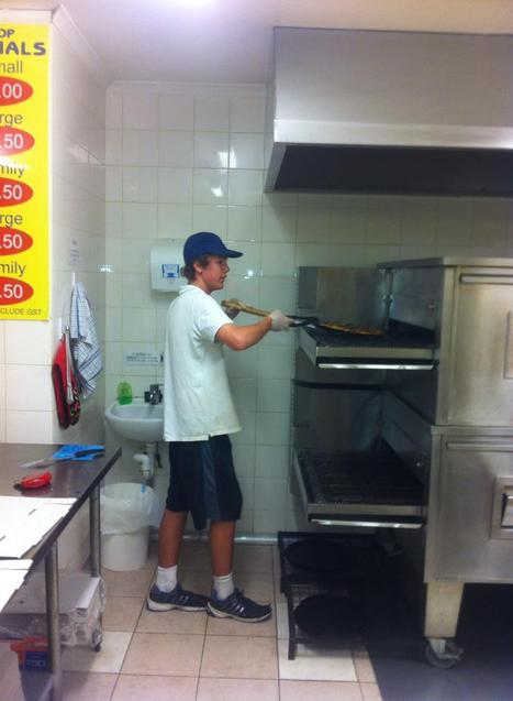 OHS & the Take Away Food Industry | OHS in work environments | Scoop.it