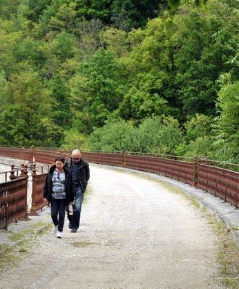 Flâner en famille le long de la voie verte | voie verte | Scoop.it
