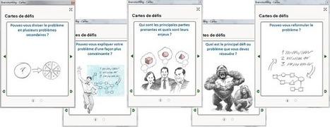 mappingrama blog: Mindjet 2012 : une inspiration innovante de la pensée visuelle pour brainstorming | Medic'All Maps | Scoop.it