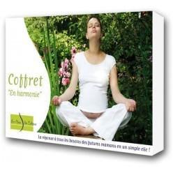 Coffrets douceur et harmonie pour une grossesse sereine -leplusbeaudescadeaux.fr | Enceinte et zen, pour se sentir bien chaque jour | Scoop.it