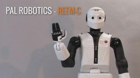 Introducing REEM-C - YouTube | Une nouvelle civilisation de Robots | Scoop.it