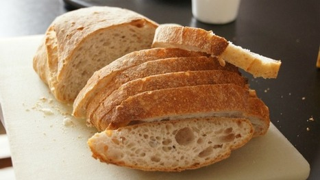 Make Sourdough-Like Bread Without a Starter | Food Science | Scoop.it