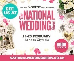 Bridal florist at the National Wedding Show | Todich Wedding Flowers | Scoop.it