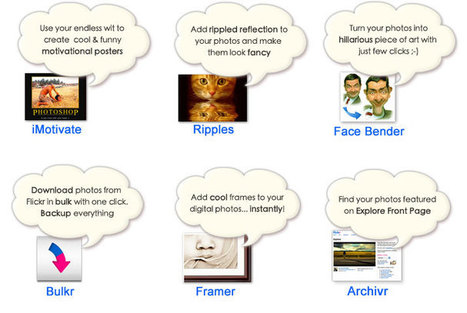 ClipYourPhotos - Do funky things with your digital photos | Teaching & Learning Resources | Scoop.it