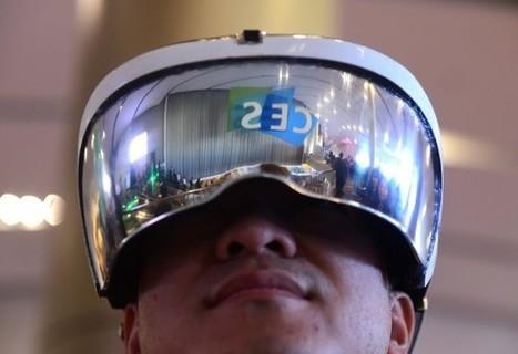 Journalisme: les débuts chaotiques de la réalité virtuelle | Taimaz SZIRNIKS | Produits électroniques | Pep'up convergence | Scoop.it