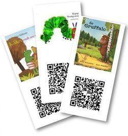 QR-code kaarten digitale prentenboeken | Mediabewust | Scoop.it