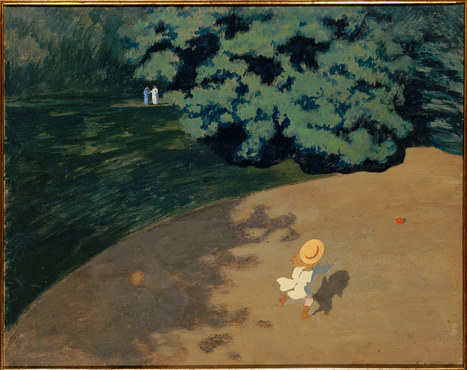Matisse, Vallotton... Comment les grands maîtres peignent l'enfance | To Art or not to Art? | Scoop.it