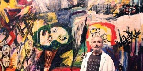 Zumeta : « Le tableau lui-même me dit par où aller » | Revue de presse et média du Festival Black & Basque 2014-2013-2012-2011 | Scoop.it