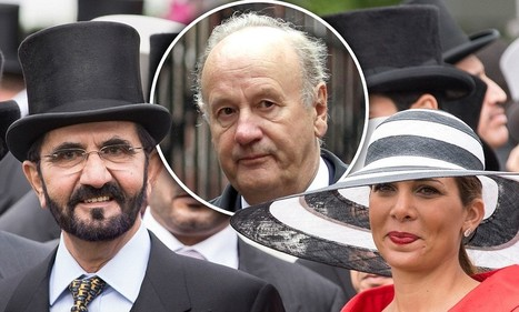 Sheik Mohammed turns to Lord Stevens for internal inquiry | Horse Racing News | Scoop.it
