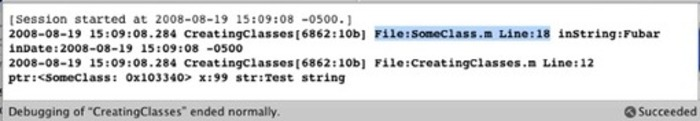 Filename and Line Number with NSLog: Part II | iPhone and iPad development | Scoop.it