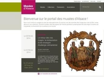 Un nouveau portail dédié aux 134 musées et sites patrimoniaux d'Alsace | hypomnemata | Scoop.it