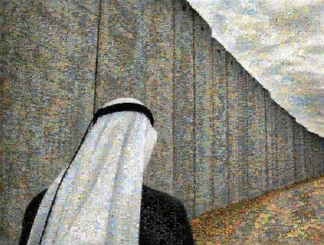 Joan Fontcuberta - Googlegrama 35: El mur | Fotografías, Usos Sociales y Cultura remix | Scoop.it