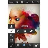 Adobe Photoshop Touch now for Android and iOS smartphones | IPAD, un nuevo concepto socio-educativo! | Scoop.it