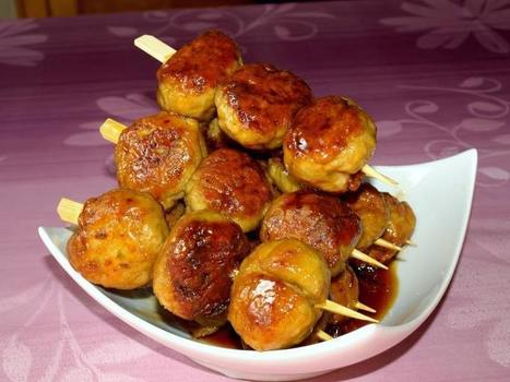 BROCHETTES A LA JAPONAISE ~ Cuisine Arabe | dz fashion | Scoop.it