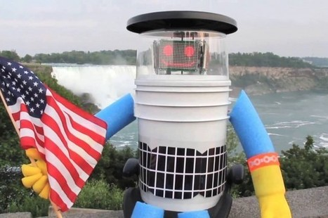 Hitchhiking Robot Is Decapitated And Left In A Ditch After Just Two Weeks | Write The Future | Scoop.it