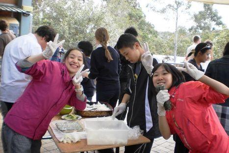 [Eng] Des enfants de Fukushima passent de la peur aux distractions   ABC News   Japon : séisme, tsunami & conséquences   Scoop.it