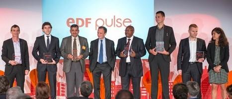 Remise des prix EDF Pulse | Le groupe EDF | Scoop.it
