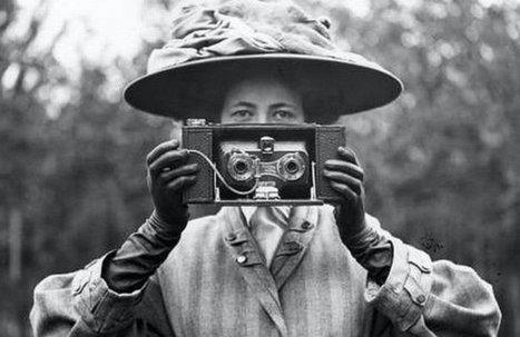 La historia de la fotografía (INFOGRÁFICO) | Educacion, ecologia y TIC | Scoop.it
