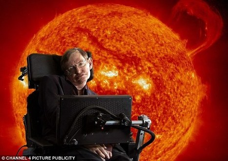 God particle could destroy the universe, warns Stephen Hawking | Edomite Hunter | Scoop.it