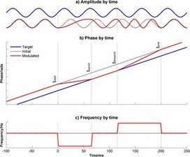 Towards a Unified Understanding of Event-Related Changes in the EEG: The Firefly Model of Synchronization through Cross-Frequency Phase Modulation | Social Foraging | Scoop.it