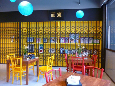 Les bureaux street art de Facebook à Singapour   Digital Martketing 101   Scoop.it