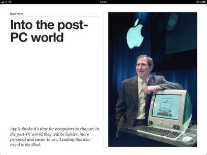 The Telegraph Guide to the iPad by Shane Richmond | mrpbps iDevices | Scoop.it