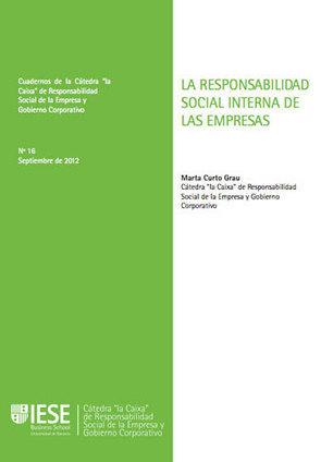 Responsabilidad Social Interna en las Empresas de Europa   Efecto Sostenible   HONESTIDAD SOCIAL   Scoop.it