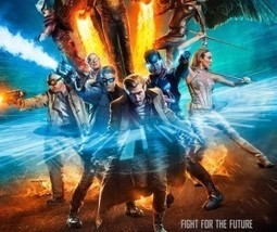 Epic Movie-Style Team Poster for CW's 'LEGENDS OF TOMORROW' | TV Series Related | Scoop.it
