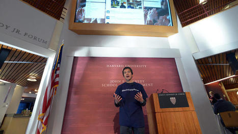 Harvard hacks for congress - Boston Herald | Go Open Government | Scoop.it