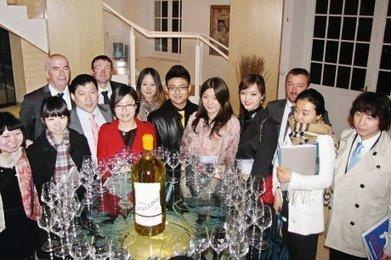 Dix futurs ambassadeurs chinois de la culture du vin | Bordeaux wines for everyone | Scoop.it