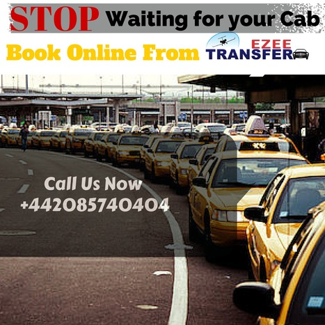 Ezee Transfer - Airport Taxis & Minicabs | Airport Transfers UK | Scoop.it