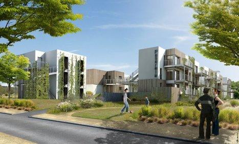Nouveau programme immobilier neuf PASARELA à Bayonne - 64100 | L'immobilier neuf sur Bayonne | Scoop.it