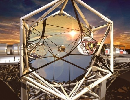 World's largest optical telescope gets construction approval | Biosciencia News | Scoop.it