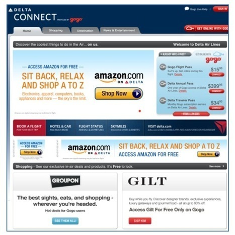 Airlines and online retailers in and outside of travel - a golden - Tnooz | Airport | Scoop.it