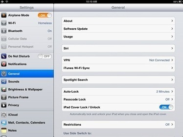 iPad Tips: How To Use WiFi While Airplane Mode Is On | School Psychology Tech | Scoop.it