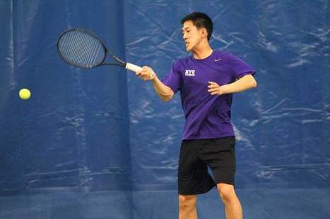 Courier News College Corner: Steven Wu balancing academics with tennis at NYU - MyCentralJersey.com | Coaching One Another, Sharp M. | Scoop.it