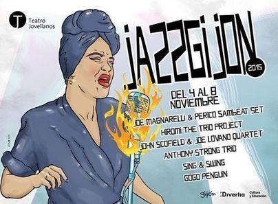 La Habitación del Jazz: Festival de Jazz de Gijón, 2015   Actualidad del Jazz en Asturias   Scoop.it