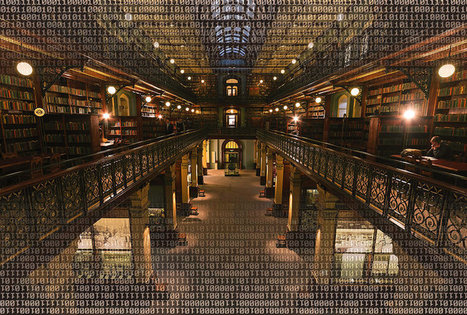 Data Reinvents Libraries for the 21st Century | innovative libraries | Scoop.it